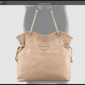 Tory Burch Marion Slouchy Leather Tote